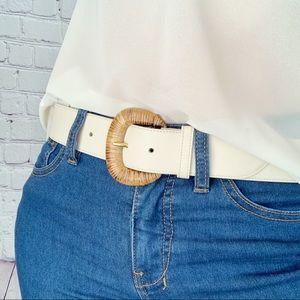 Laurel by Escada   Vintage Leather Belt